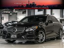 Used 2016 Mercedes-Benz E-Class E250 AMG|NAVI|360CAM|BLINDSPOT|BLUETEC|LOADED for sale in North York, ON