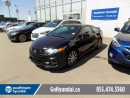Used 2015 Honda Civic Sunroof/Nav/Heated Seats for sale in Edmonton, AB