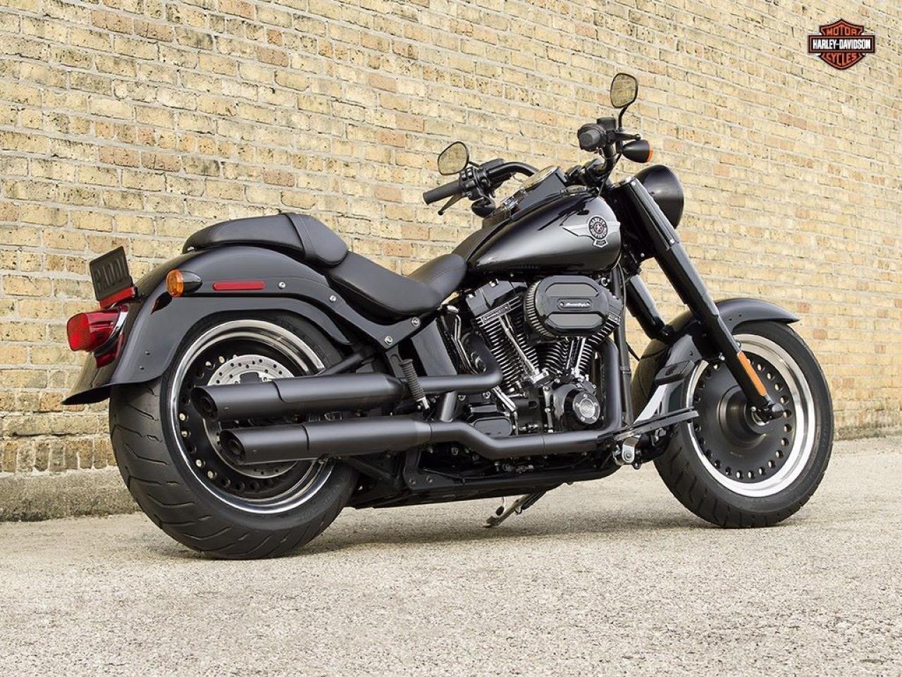 2017 Harley-Davidson FAT BOY FLSTFBS FAT BOY LO S