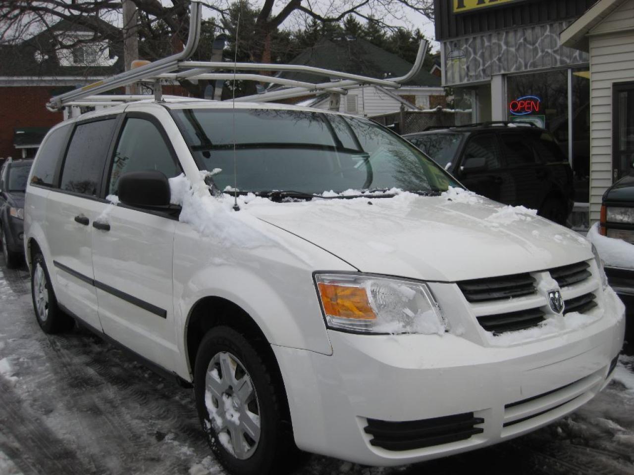 "2009 Dodge Grand Caravan C/V 119""WB AC PW PL"