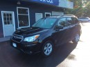 Used 2015 Subaru Forester CONVENIENCE for sale in Parksville, BC
