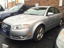 Used 2007 Audi A4 2.0T-QUATTRO-CERTIFIED-EASY FAST LOAN APPROVALS for sale in York, ON