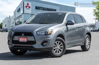 Used 2015 Mitsubishi RVR LOW MILEAGE | CLEAN CARPROOF | 1 OWNER | for sale in Mississauga, ON