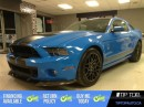 Used 2014 Ford Mustang Shelby GT500 ** Glass Roof, Grabber Blue ** for sale in Bowmanville, ON