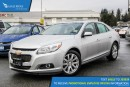 Used 2016 Chevrolet Malibu Limited LTZ Backup Camera and Sunroof for sale in Port Coquitlam, BC