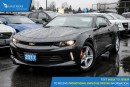New 2017 Chevrolet Camaro 1LT Backup Camera and Air Conditioning for sale in Port Coquitlam, BC
