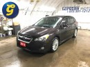 Used 2012 Subaru Impreza 2.0L LIMITED*CVT*AWD*LEATHER*SUNROOF*ALLOY WHEELS*KEYLESS*HID LIGHTING*FOG LAMPS*DVD VIDEO*HEATED SEATS*DUAL ZONE CLIMATE*PADDLE SHIFTING* for sale in Cambridge, ON