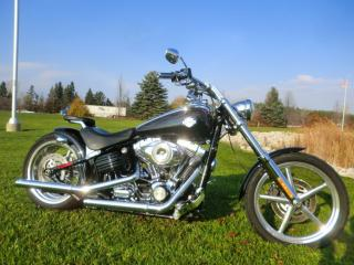 Used 2008 Harley-Davidson Softail FXCWC ROCKER C for sale in Blenheim, ON
