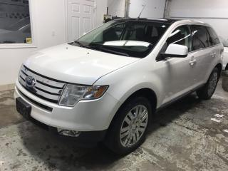 Used 2009 Ford Edge Limited for sale in Scarborough, ON