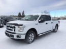 Used 2016 Ford F-150 XLT 4x4 SuperCrew Cab Styleside 5.5 ft. box 145 in. WB for sale in Edmonton, AB