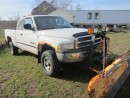 Used 2000 Dodge Ram 1500 PLOW TRUCK....... 4X4   LOW MILEAGE for sale in Mansfield, ON