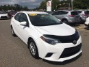 Used 2014 Toyota Corolla Corolla LE ECO  ONLY $115 BIWEEKLY 0 DOWN! for sale in Kentville, NS