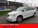 Used 2015 Chrysler Town & Country Touring   REAR CAM, QUADS, BLUETOOTH! for sale in St Catharines, ON