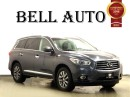 Used 2013 Infiniti JX35 SPORT PKG  NAVIGATION  7PASS LEATHER SROUNDING CAM for sale in North York, ON