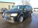 Used 2014 Dodge Grand Caravan SE/SXT  DVD  CALL NAPANEE $113.40 121K for sale in Picton, ON