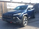 Used 2016 Jeep Cherokee Trailhawk   21000 KMS for sale in Stittsville, ON