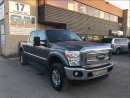 Used 2013 Ford F-250 XLT CREW CAB SHORT BOX 4X4 GAS for sale in North York, ON
