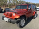 Used 2009 Jeep Wrangler Unlimited Sahara - Remote Start - 2 Tops for sale in Norwood, ON