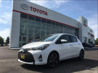 Used 2017 Toyota Yaris SE for sale in Pickering, ON