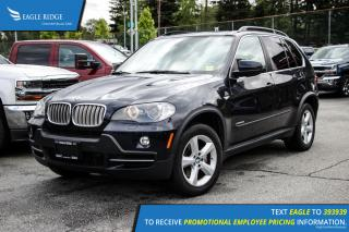 Used 2010 BMW X5 xDrive48i Navigation, Sunroof, and Heated Seats for sale in Port Coquitlam, BC