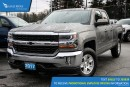 New 2017 Chevrolet Silverado 1500 1LT Satellite Radio and Backup Camera for sale in Port Coquitlam, BC