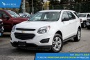 Used 2016 Chevrolet Equinox LS Satellite Radio and Backup Camera for sale in Port Coquitlam, BC