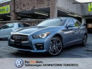Used 2014 Infiniti Q50 SPORT AWD DELUXE TOURING & TECH PKG for sale in Toronto, ON