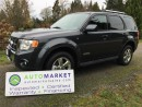 Used 2008 Ford Escape LIMITED 4WD for sale in Langley, BC