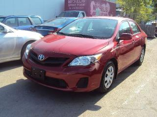 Used 2012 Toyota Corolla LE for sale in Scarborough, ON