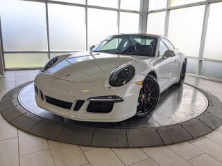 Used 2016 Porsche 911 Carrera 4 GTS | CPO | Ext. Warranty | Premium Plus | Sport Exhaust | No Accidents for sale in Edmonton, AB