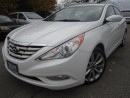 Used 2011 Hyundai Sonata 2.0Turbo/Limited w/Navi-Super clean for sale in Mississauga, ON
