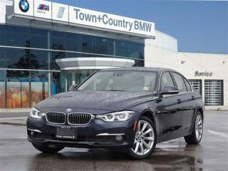 Used 2016 BMW 328 d Xdrive Sedan Premium Package Essential for sale in Markham, ON