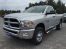 Used 2015 Dodge Ram 2500 SLT - 8' Box - 4x4 for sale in Norwood, ON