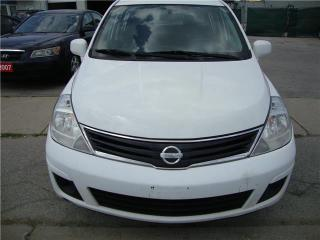 Used 2011 Nissan Versa 1.8 SL for sale in London, ON