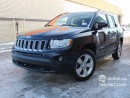 Used 2013 Jeep Compass NORTH/ 4X4/ AUTOMATIC/ LADY OWNED AND DRIVEN for sale in Edmonton, AB