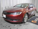 Used 2015 Chrysler 200 S for sale in Red Deer, AB
