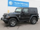 Used 2011 Jeep Wrangler RUBICON for sale in Edmonton, AB