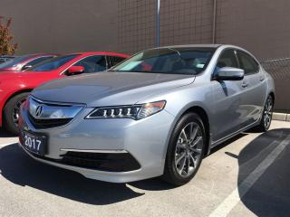 Used 2017 Acura TLX 3.5L SH-AWD w/Tech Pkg for sale in Langley, BC