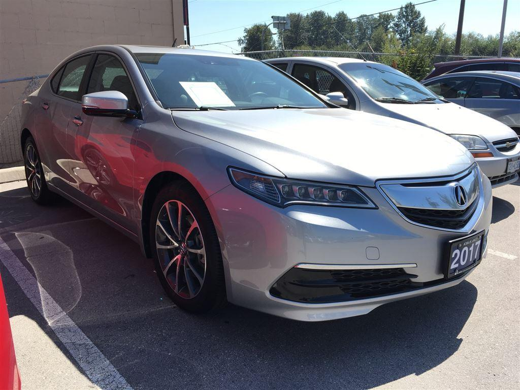 used 2017 acura tlx 3 5l sh awd w tech pkg for sale in langley british columbia. Black Bedroom Furniture Sets. Home Design Ideas