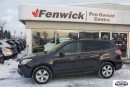 Used 2014 Subaru Forester 2.5i Limited at for sale in Sarnia, ON