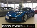 Used 2014 Chevrolet Corvette CORVETTE COUPE for sale in North York, ON