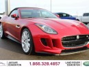 Used 2014 Jaguar F-Type V8 S - CPO 6yr/160000kms manufacturer warranty included until August 9, 2019! CPO rates starting at 0.9%! LOCAL ONE OWNER TRADE IN   NO ACCIDENTS   ENTIRE FRONT END 3M PROTECTION   495 HORSEPOWER   ACTIVE SPORT EXHAUST   BLUETOOTH   REVERSE TRAFFIC/BLIND  for sale in Edmonton, AB