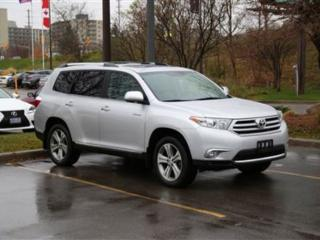 Used 2012 Toyota Highlander V6 Limited Winter Tires for sale in London, ON