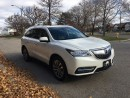Used 2014 Acura MDX TECH PACKAGE 7 PASSENGER for sale in York, ON