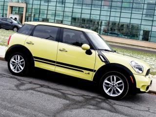 Used 2012 MINI Cooper Countryman S|ALL4|AUTOMATIC|PANOROOF for sale in Scarborough, ON