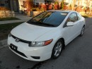 Used 2008 Honda Civic AUTOM, CERTIFIED, NO ACCIDENTS, SUNROOF, ALUM. RIM for sale in Etobicoke, ON