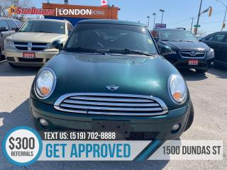 Used 2010 MINI Cooper Classic for sale in London, ON