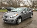 Used 2012 Hyundai ELANTRA POWER GROUP * SAT RADIO SYSTEM * CRUISE CONTROL for sale in London, ON