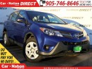 Used 2015 Toyota RAV4 LE| AWD| NOT A RENTAL| OPEN SUNDAYS| for sale in Burlington, ON
