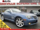 Used 2006 Chrysler Crossfire Limited | LEATHER | HEATED SEATS | ALLOY WHEELS | for sale in Oakville, ON